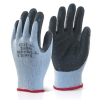 M/P BLACK LATEX P/C GLOVE XL, BTMP1BLXL
