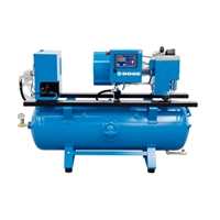 C5LDR 4Kw Fixed speed 10 Bar Compressed Air Station