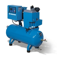 C5LR 90 4Kw Fixed speed 10 Bar Compressed Air System