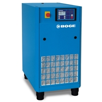 C7 5.5Kw Belt driven oil lubricated screw compressor