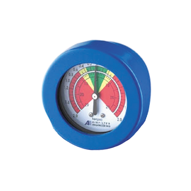 DIFFERENTIAL PRESSURE GAUGE, MFGAUGE