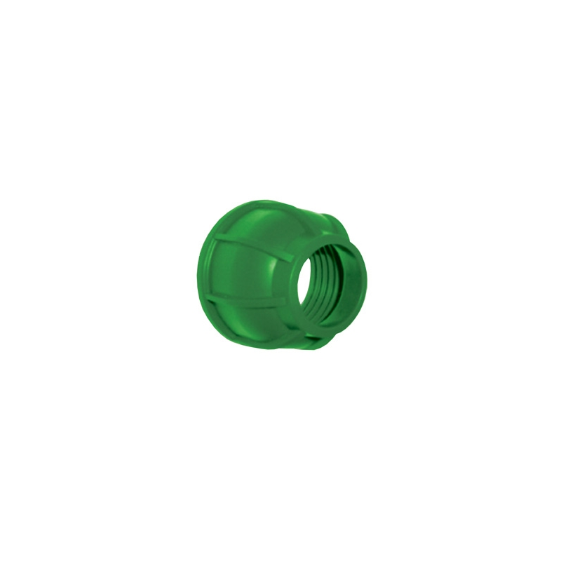 25MM GREEN COUPLING NUT, rA209025000