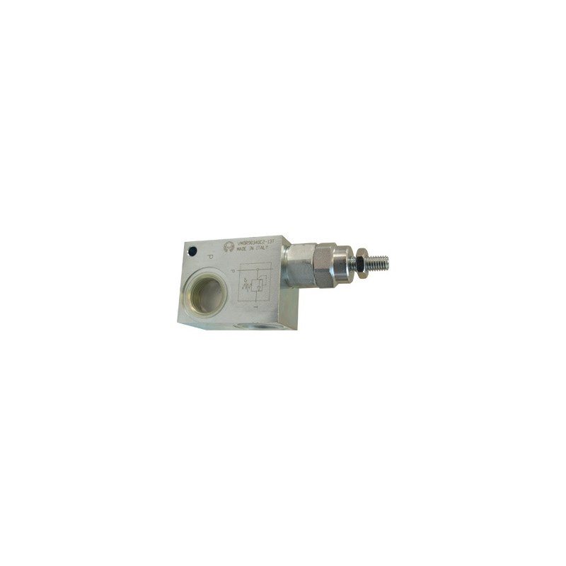 DIRECT ACTING RELIEF VALVE, DCA-VMDR40120C