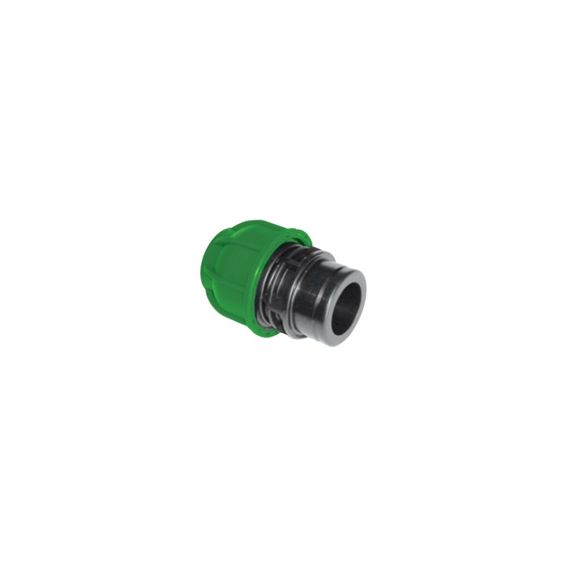 25MM X 3/4 BSPP FEMALE GREEN, rA201025034