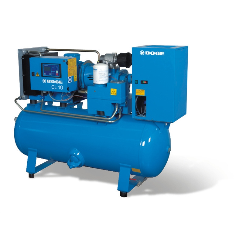 C9LFDR 10 Bar 7 5 Kw VSD Drive compressed air station