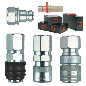 Quick Connect Hydraulic Couplings