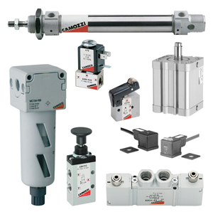Camozzi Pneumatic Products