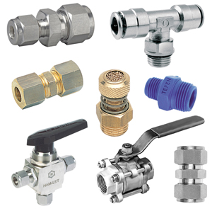 Hosetails, Adaptors & Compression Fittings
