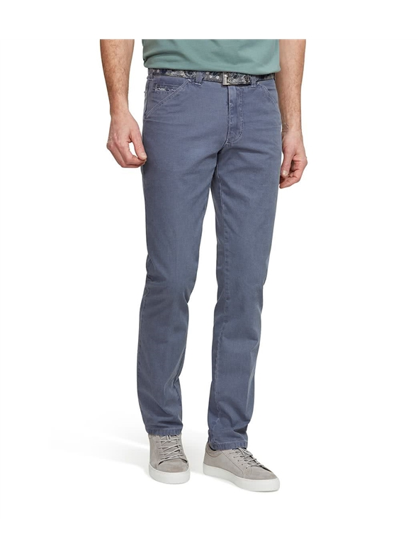 Meyer Chicago 5005-17 Micro-Structure Cotton Chinos