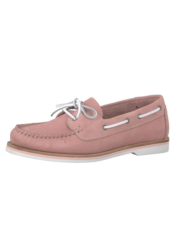 Tamaris Light Pink Loafer 23616-20-541
