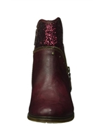 Mustang 1199-510-55 Womens Bordeaux Ankle Boot