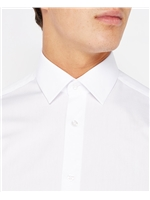 Remus Uomo Slim Fit White Shirt