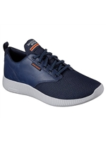 Skechers Mens  Depth Charge - Trahan Navy Trainer 52398