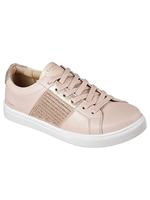 Skechers Ladies Moda - Bling Bandit Light Pink Trainer 73493