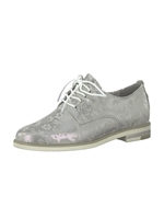 Marco Tozzi Light Grey Shoe