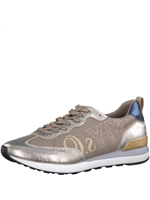 S.Oliver Champagne Trainer 23606-20-408