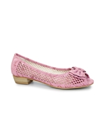 Lunar FLC105 Coast Bow Pink Pump