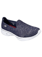 Skechers Ladies GOwalk 4 - Astonish Navy White Trainer 14171