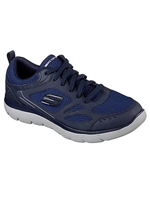 Skechers Mens Summits - South Rim Navy Trainer 52812