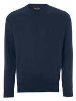 Franco Ponti  Round Neck Airforce Sweater