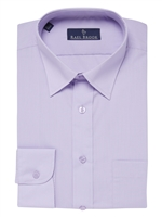 Rael Brook Plain Lilac Shirt