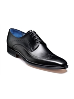 Barker Pitt Black Shoe